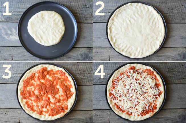 pizza recipe step by step