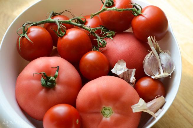 Suszone Pomidory Przepis Domowe Pomidory Suszone W Piekarniku