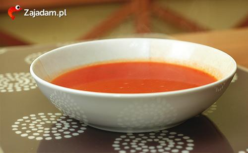 zupa pomidorowa meksykańska