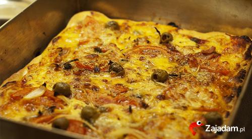 pizza włoska przepis