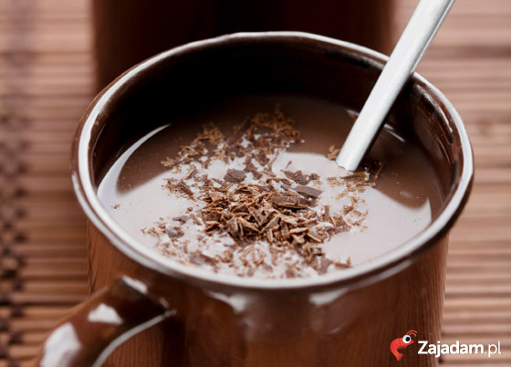 Gorąca czekolada przepis