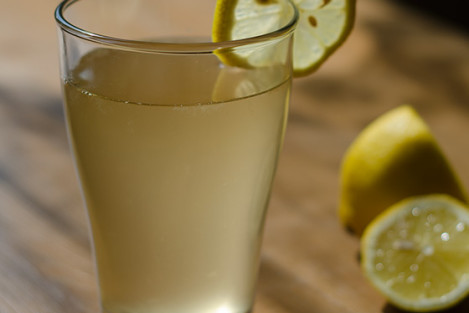 napój imbirowy - domowy napój izotoniczny