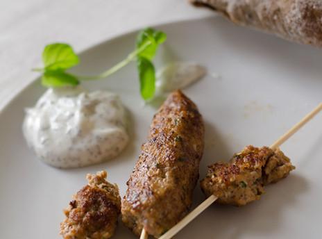 szaszłyki przepis na kebabczety