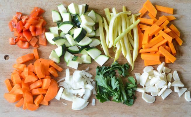 Warzywa do zapiekanki