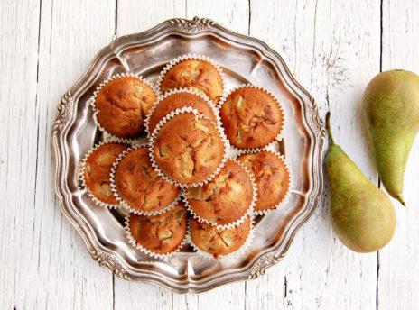 Muffiny gruszkowewe
