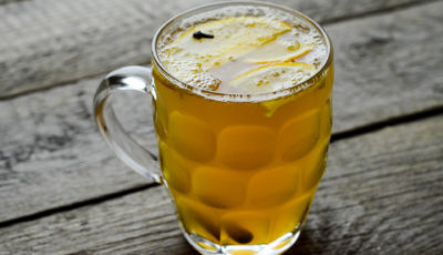 Grzane piwo - przepis