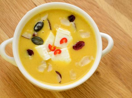 Zupa dyniowa Newella