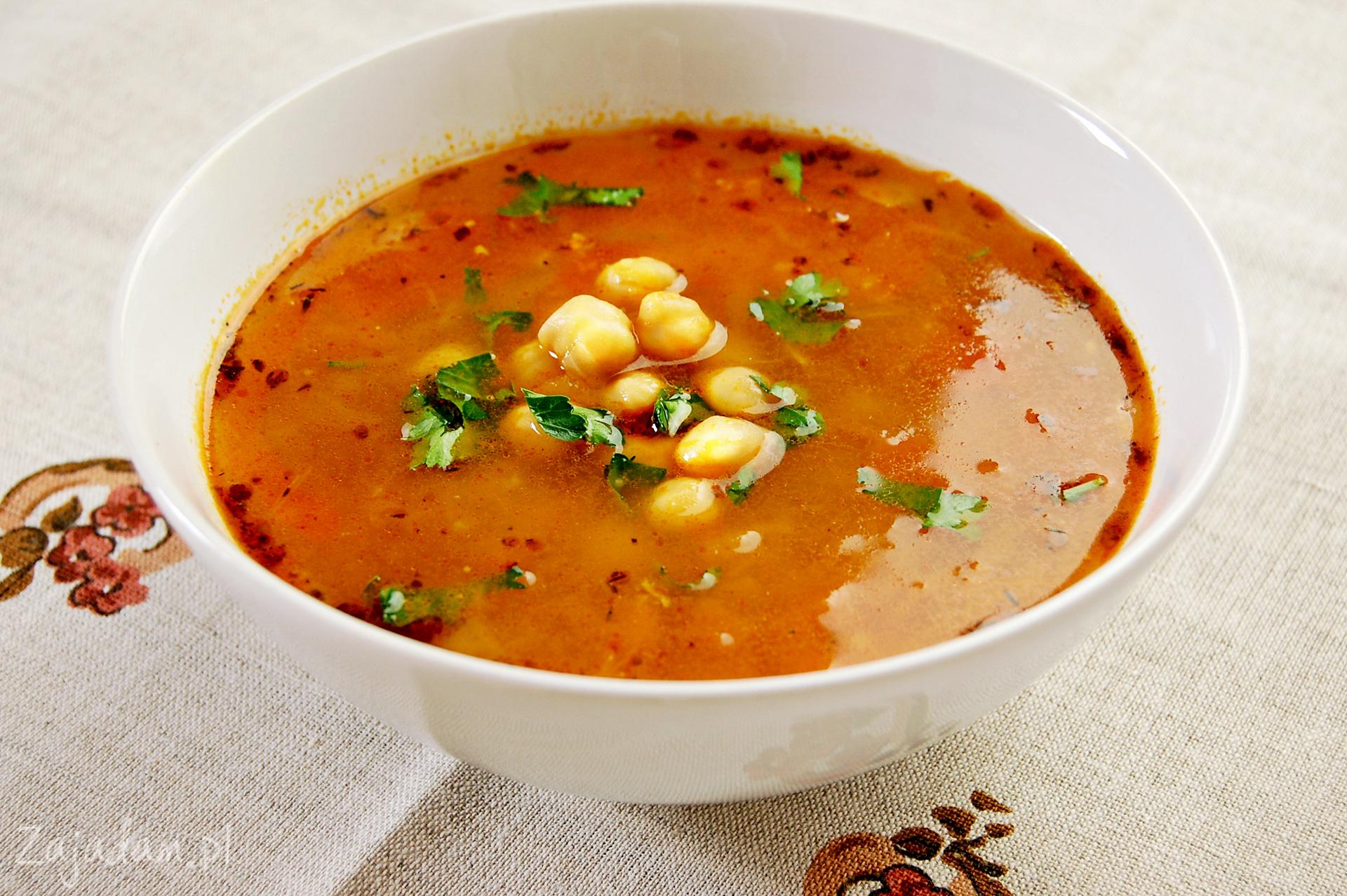 Zupa Z Ciecierzyca Przepis