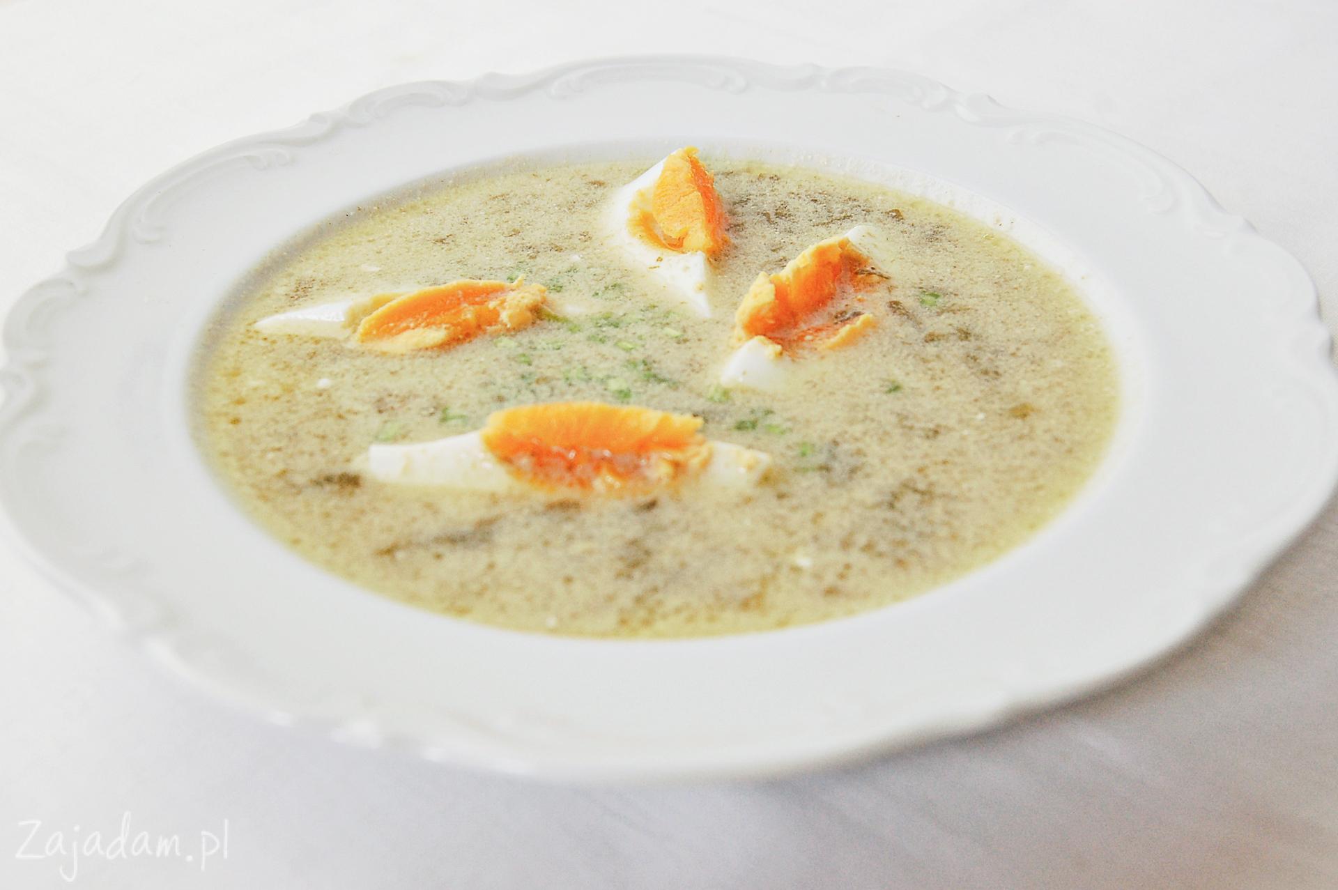 Zupa Szparagowa Krem Z Białych Szparagów