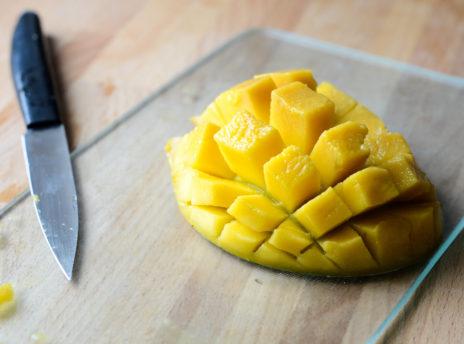 Jak kroić mango