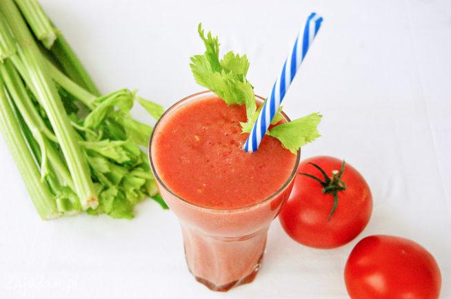 Koktajl z pomidorów