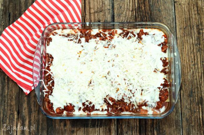 Lasagne bolonese