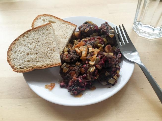 Lokal Vegan Bistro - Warszawa - Opinia