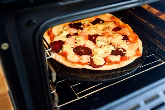 Kamień do pieczenia pizzy