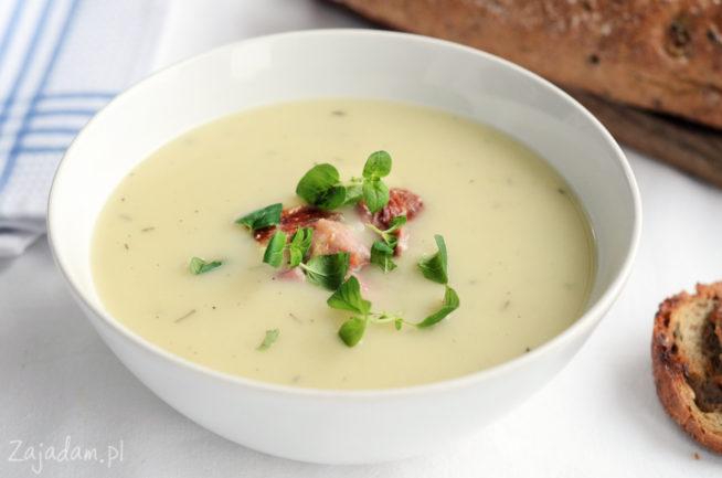 Zupa-krem z ziemniaków