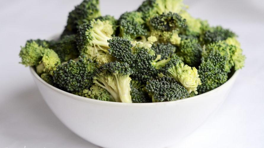 Ile kalorii mają brokuły?