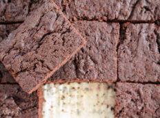 Ciasto czekoladowe z burakiem