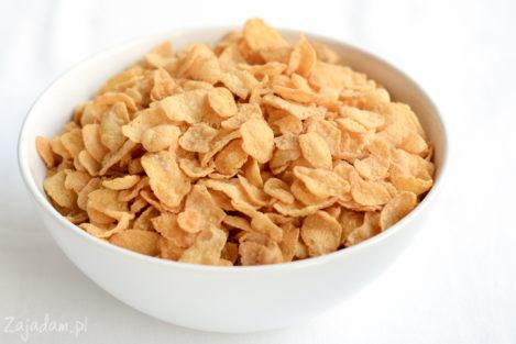Płatki kukurydziane