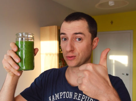 zielone smoothie, czyli owoce dla opornych