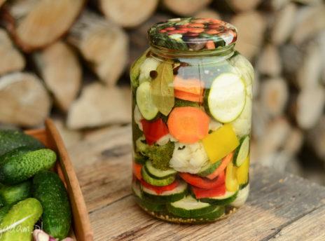 Pikle z warzyw