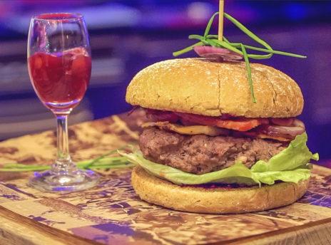 burger domowy przepis