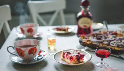 Ciasto z wiśniami - przepis