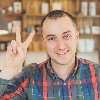 Tomek Lach blog Zajadam.pl