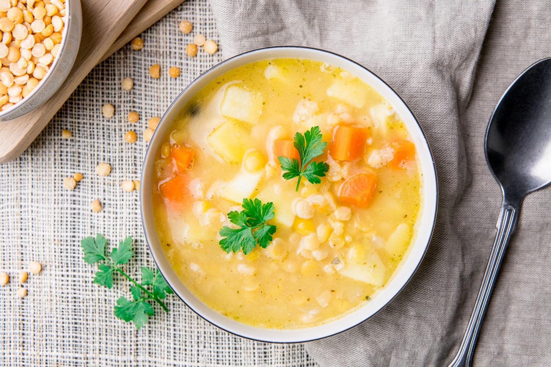 Zupa Grochowa Zajadampl