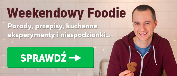 Tomek Lach - Weekendowy Foodie