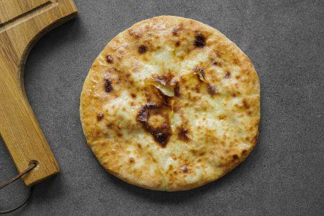 Chaczapuri gruzińskie (khachapuri) - przepis