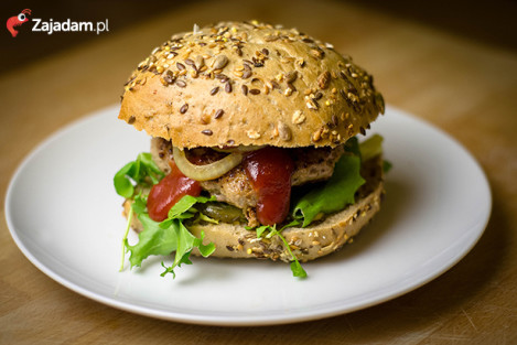hamburger przepis