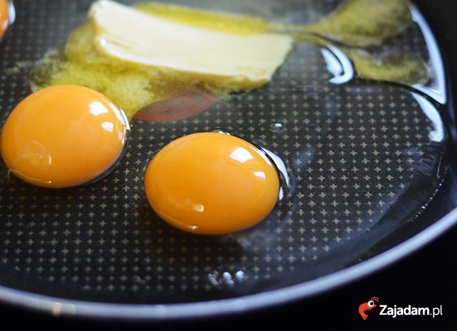jajecznica przepis