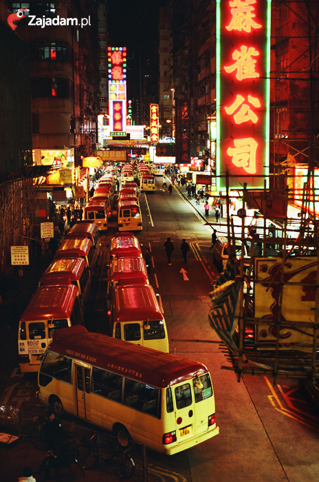 Hong Kong Podróże kulinarne