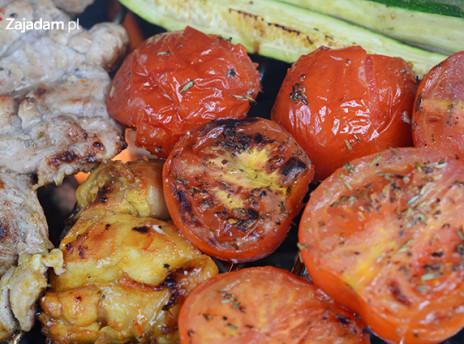 pomidory grillowane