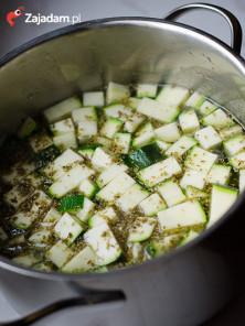 zupa cukiniowa